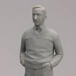 Merian Cooper 1920, figurka pilota 1:48 malowana aerografem