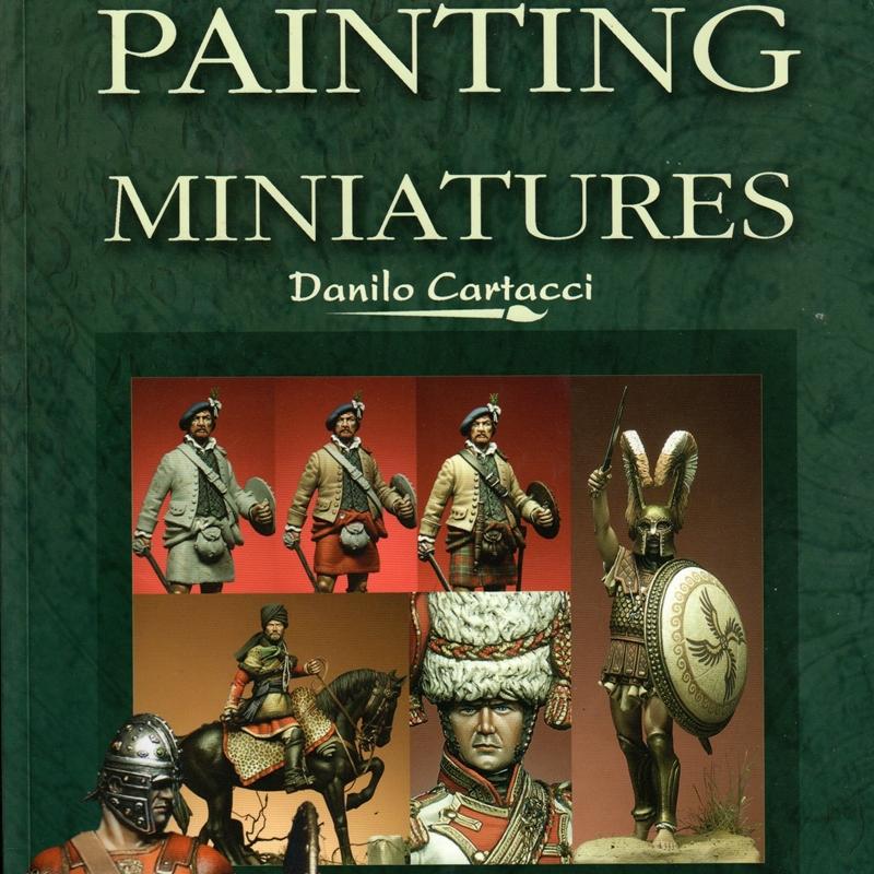 Malowanie figurek czyli recenzja poradnika Painting Miniatures