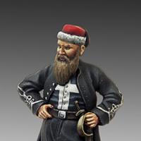 Figurka Żuawa Śmierci 1863 – 54mm