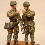 Malowanie kamuflażu Splinter – krok po kroku