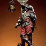 Francois L'Olonnais – recenzja figurki Pegaso Models, 75 mm